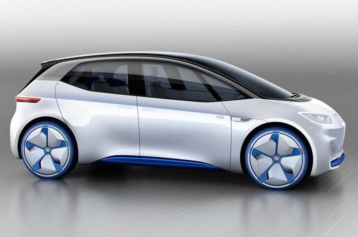 На основе Volkswagen I.D. в 2025 году будет выпущена модель Volkswagen I.D. Pilot, оснащенная системой автономного вождения