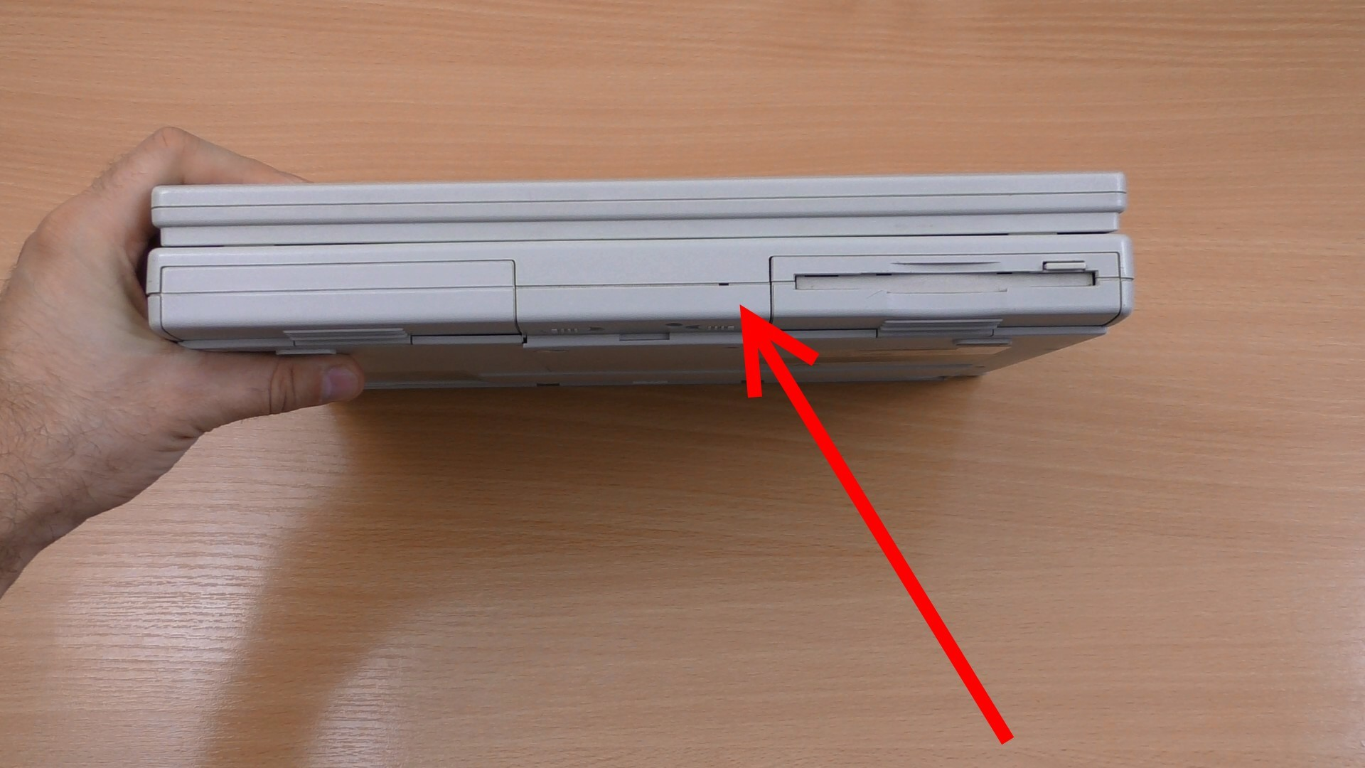 Мощь 80486 на Siemens Nixdorf PCD-4ND (текст и видео — на выбор) - 2