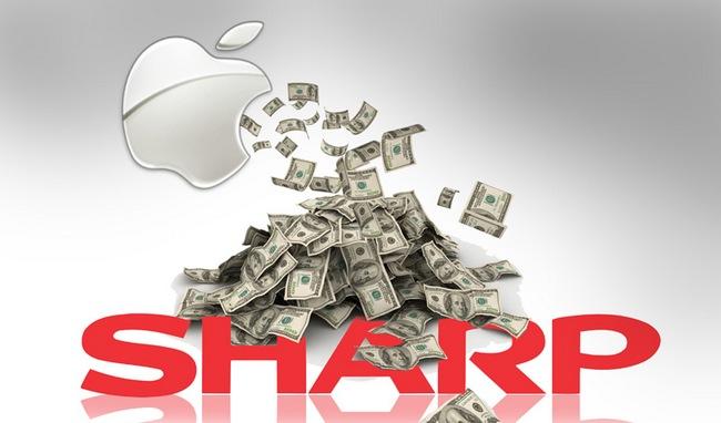 Apple обсуждает с Sharp возможность поставки панелей OLED для iPhone 8 - 1