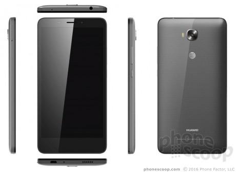 Смартфон Huawei H1611 получит SoC Snapdragon 615