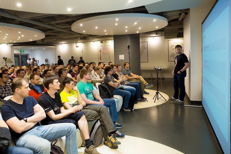 Techleads Meetup в Badoo - 1