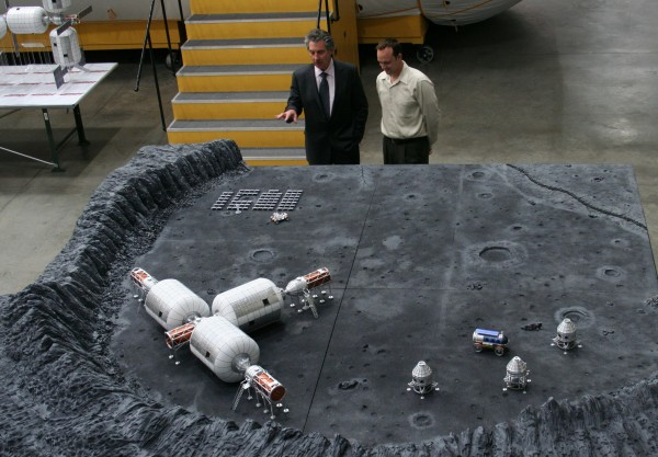 Космические жилища, ч. 2: как мы будем жить на Луне - 11