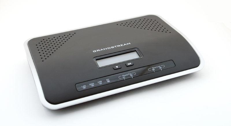 Новая линейка гибридных IP-АТС Grandstream UCM6200 - 1