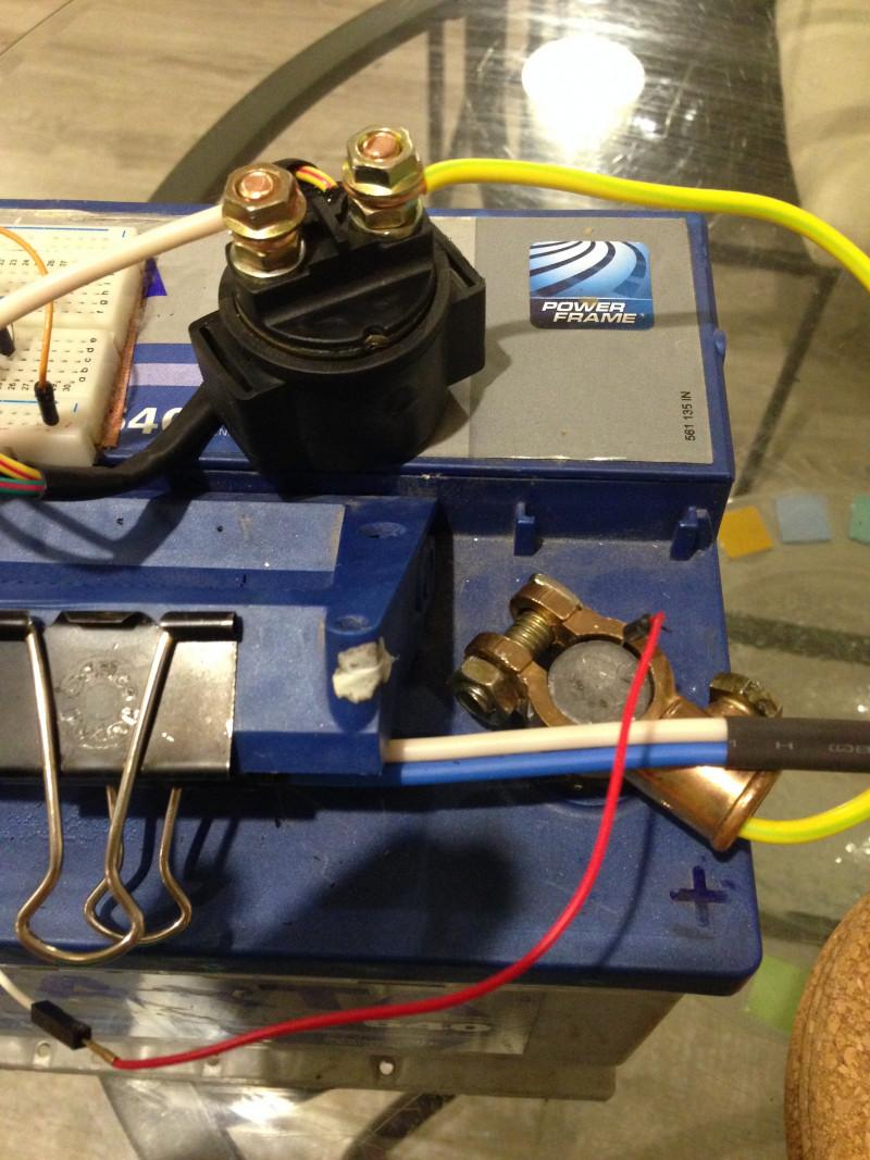Ультрабюджетная точечная сварка литиевых аккумуляторов дома - 2