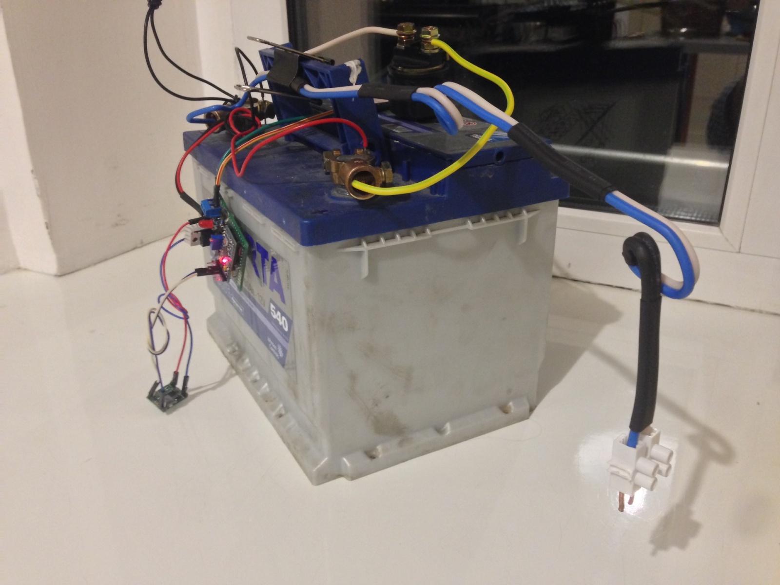 Ультрабюджетная точечная сварка литиевых аккумуляторов дома - 9