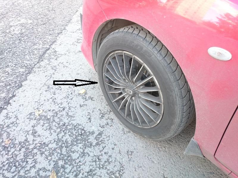 Внешние датчики давления в шинах FOBO помогут всегда - 15