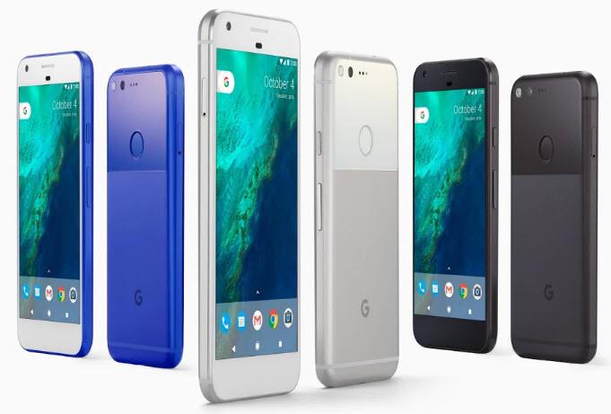 Google пообещала обновлять ОС смартфонов Pixel и Pixel XL в течение двух лет
