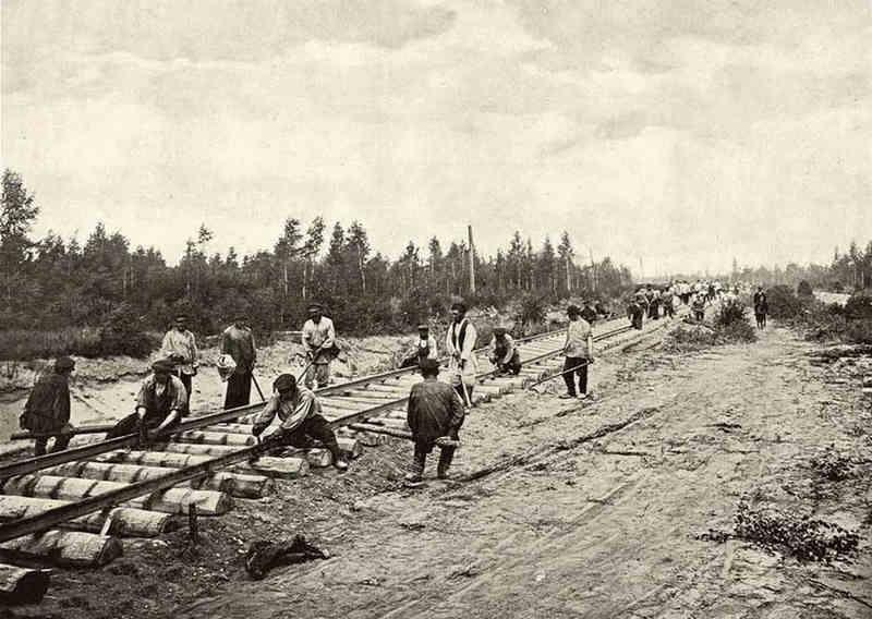 Великому Сибирскому Пути — 100 лет (обновлено) - 1