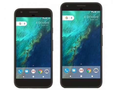 Google Pixel и Pixel XL составят 10% от общего количества смартфонов HTC в этом году