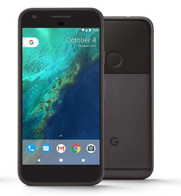 Смартфон Google Pixel уступает iPhone 7 по производительности