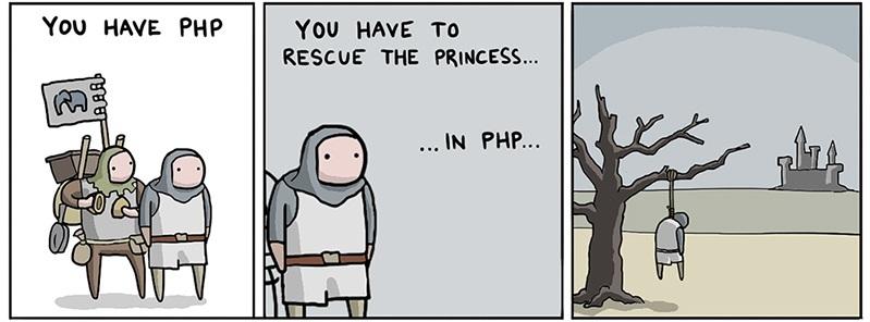 Как спасти принцессу, используя 8(+40) языков программирования, в пятницу - 8