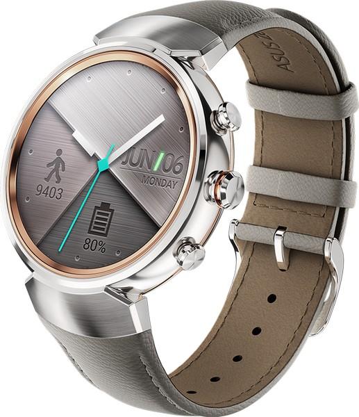 Умные часы Asus ZenWatch 3 оценили дешевле конкурентов