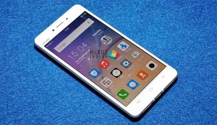 Vivo продолжает показывать внушительный рост на рынке смартфонов