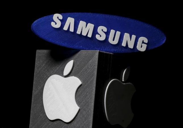 Судебная война между Apple и Samsung продолжается
