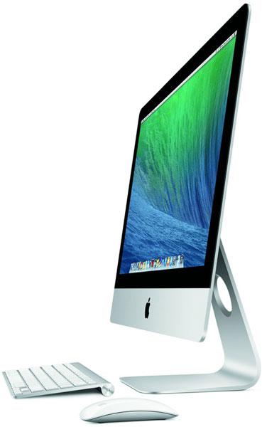 Основой компьютера Apple iMac служит двухъядерный процессор Intel Core i5