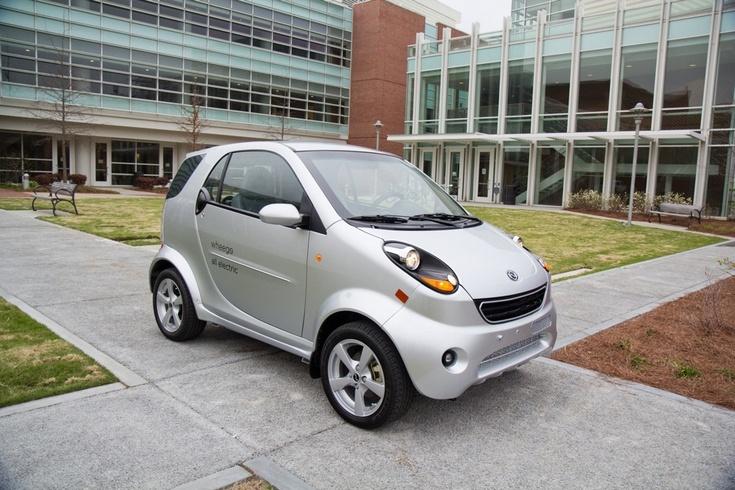 Valeo и Wheego получили разрешение на тестирование беспилотных машин в Калифорнии