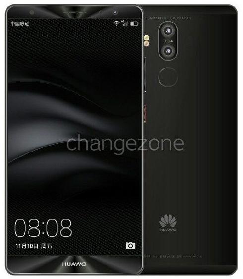 Смартфон Huawei Mate 9 получит три камеры