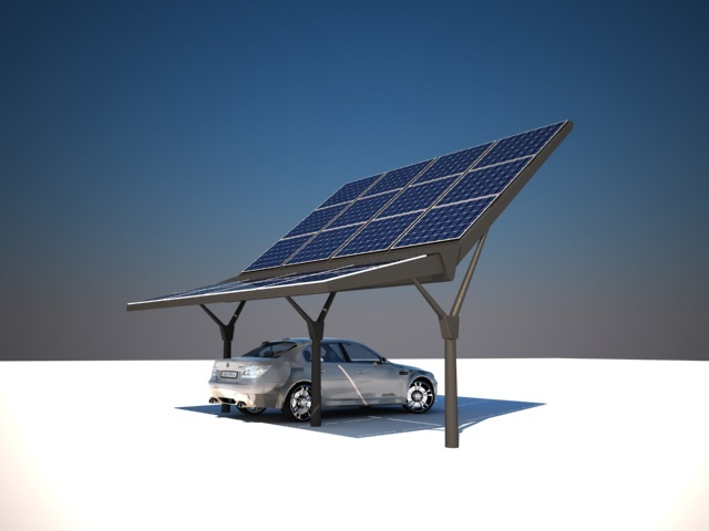 Как мы построили первую в России заправку электромобилей от солнечной энергии - 1