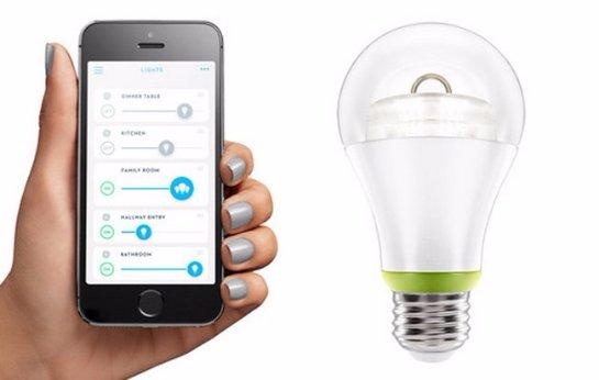 Маркетологи работают над проектом «умной» лампочки