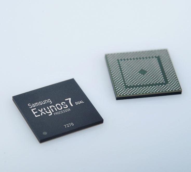 В Exynos 7 Dual 7270 интегрирован модем LTE