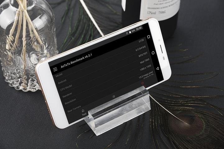 Смартфон Oukitel U15S оснащен восьмиядерной SoC MediaTek MT6750T