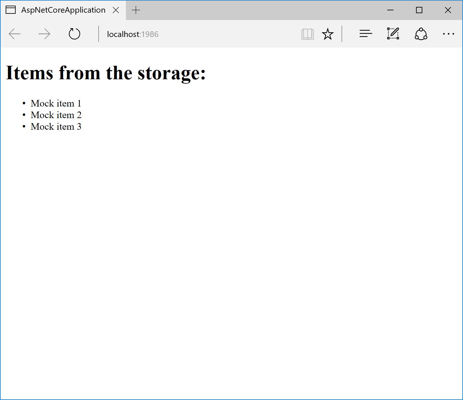 ASP.NET Core: Пример реализации шаблонов проектирования Единица работы и Репозиторий - 5
