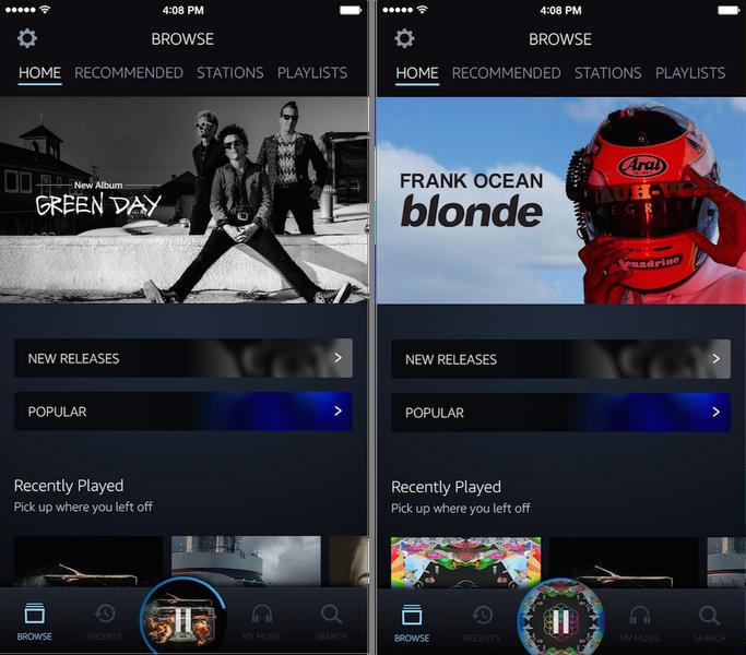 Подписка на сервис Amazon Music Unlimited может стоить 10, 8 либо 4 доллара в месяц