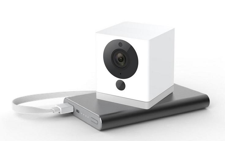 Xiaomi представила очень дешёвую камеру наблюдения