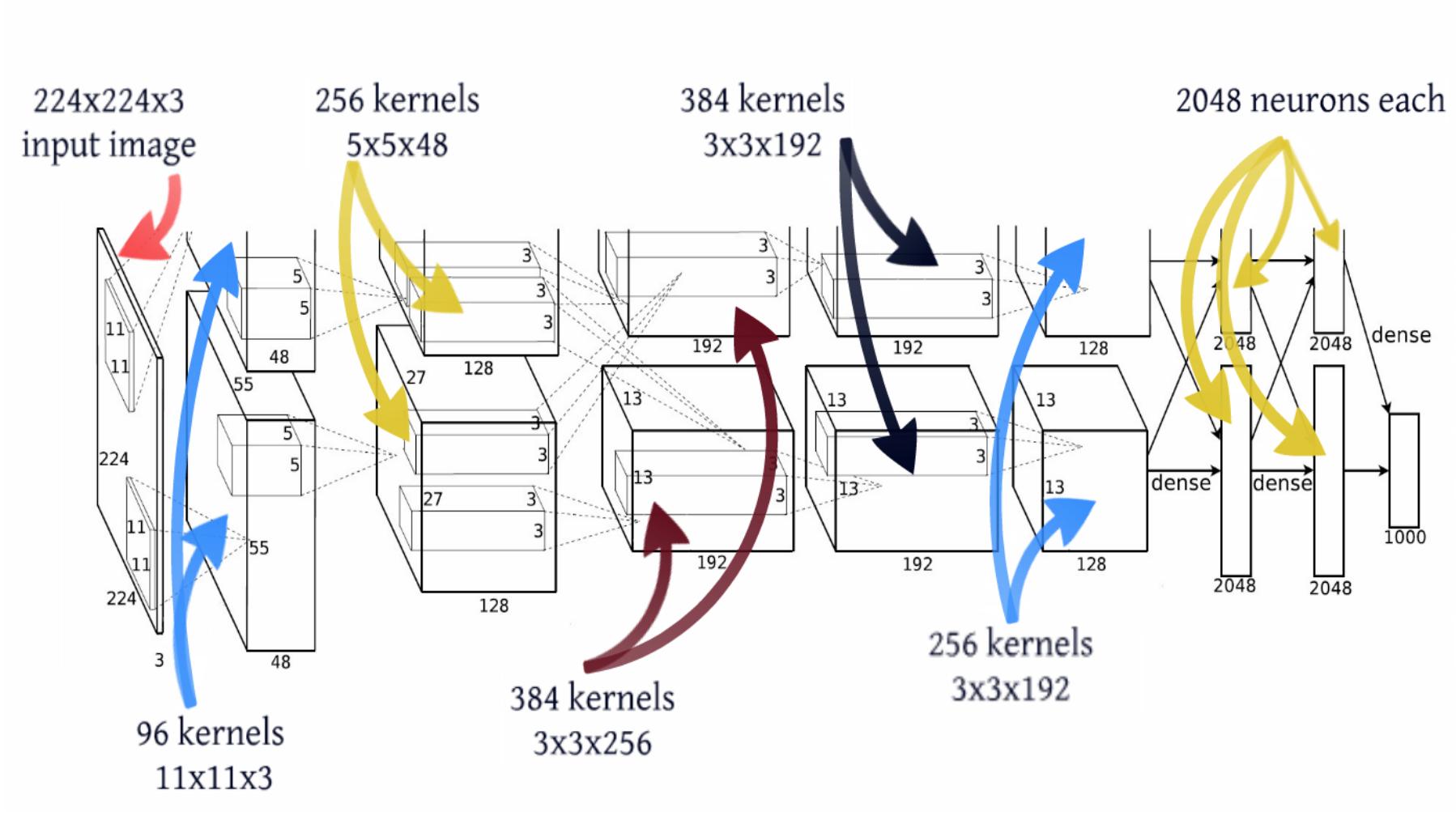 Обзор топологий глубоких сверточных нейронных сетей - 8