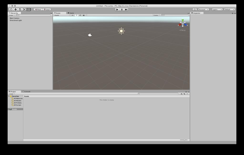 Создаем игру для WebGL с помощью Unity 5 и JavaScript - 4