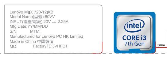 Lenovo IdeaPad Miix 720 уже протестирован FCC