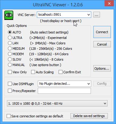 Методы удаленного доступа к Linux GUI - 8