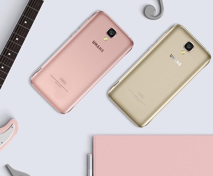 Смартфон Uhans A101s стал переосмыслением модели A101