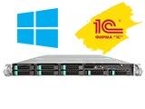 Сравнение производительности системы 1С под Linux и Windows - 6