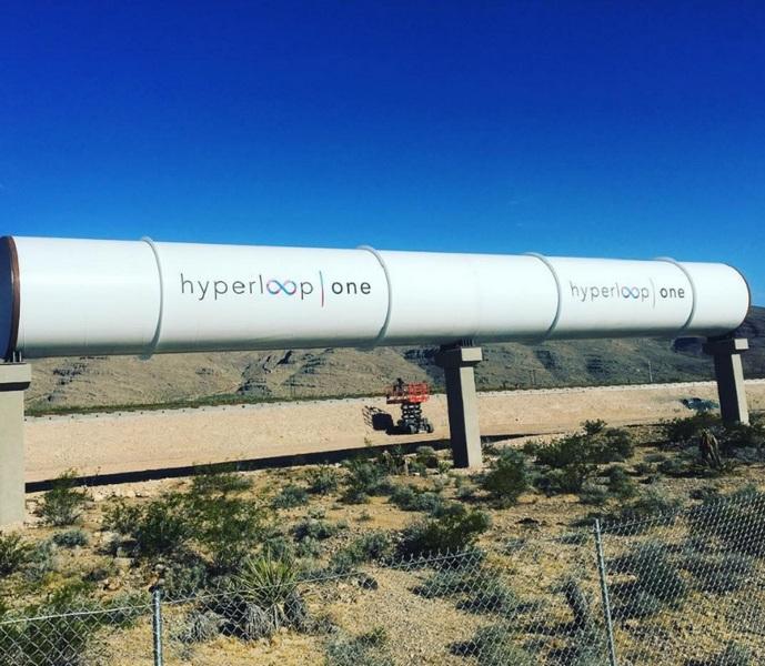 Hyperloop One продолжает накапливать инвестиции