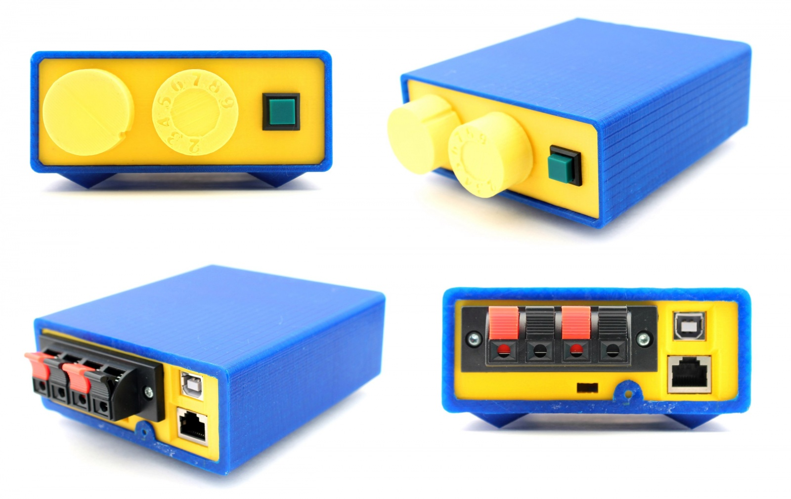 Печатаем простейший корпус для самодельного устройства - 1