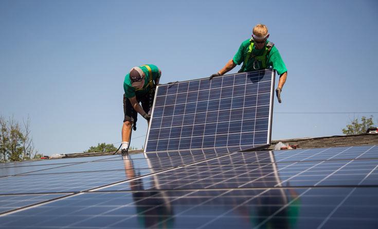 Tesla и Panasonic будут сотрудничать в выпуске солнечных батарей