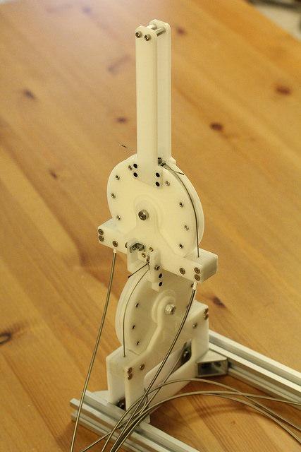 Руководство по созданию механических щупальцев в домашних условиях: часть 2, управление тросами - 6