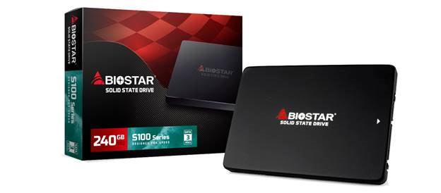 Модель Biostar S100 объемом 120 ГБ стоит $43, объемом 240 ГБ — $69