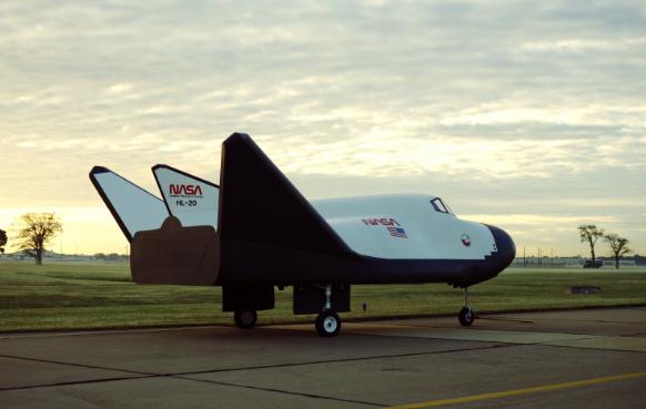 Многоразовые космические корабли - 13