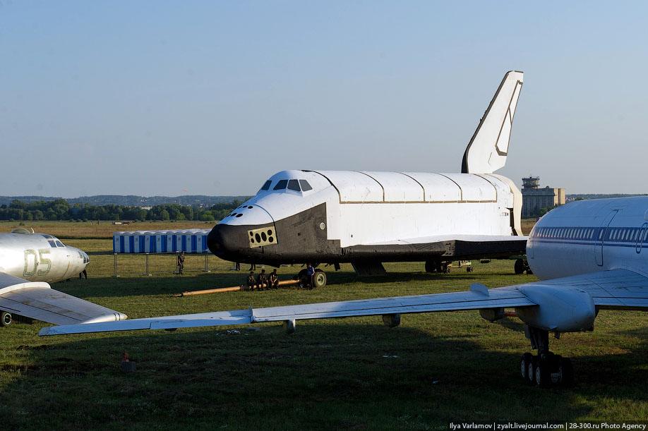 Многоразовые космические корабли - 7