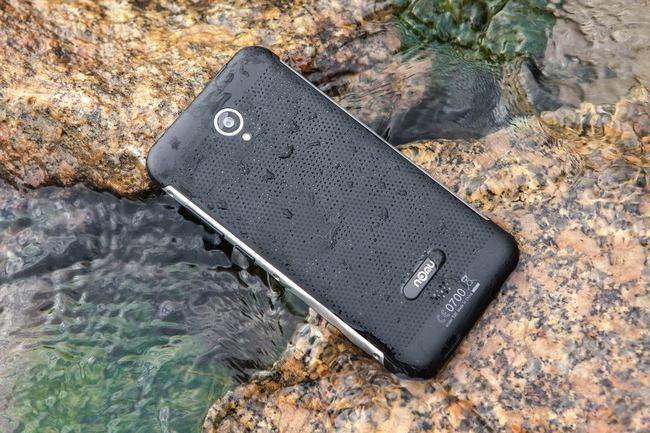 Смартфон Nomu S20 с SoC MT6737 и 3 ГБ ОЗУ соответствует классу защиты IP68