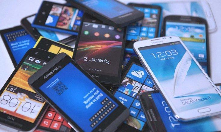В прошлом квартале в мире было произведено почти 350 млн смартфонов