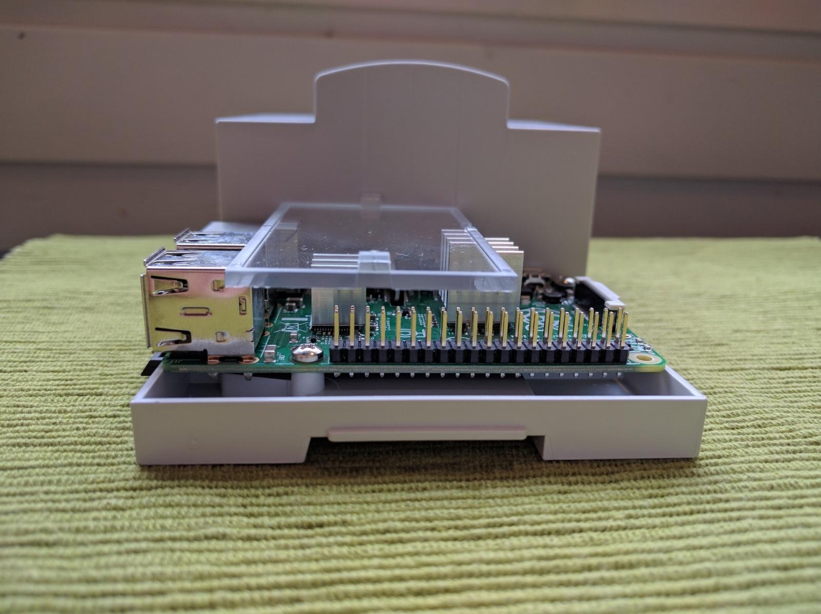 Как я читал показания датчиков через SNMP (Python+AgentX+systemd+Raspberry Pi) и соорудил ещё одну мониторилку - 8