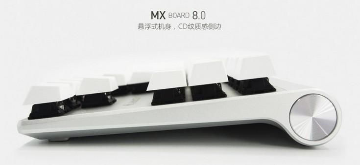 Клавиатуры Cherry MX Board 8.0 и MX Boadr 9.0 стоят дорого