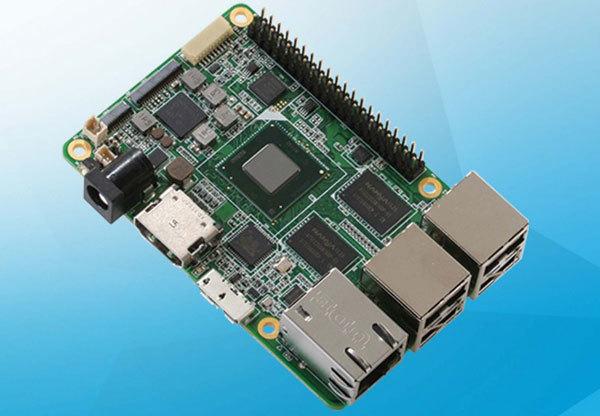 UP. Похожий на Pi2, только на Intel - 1