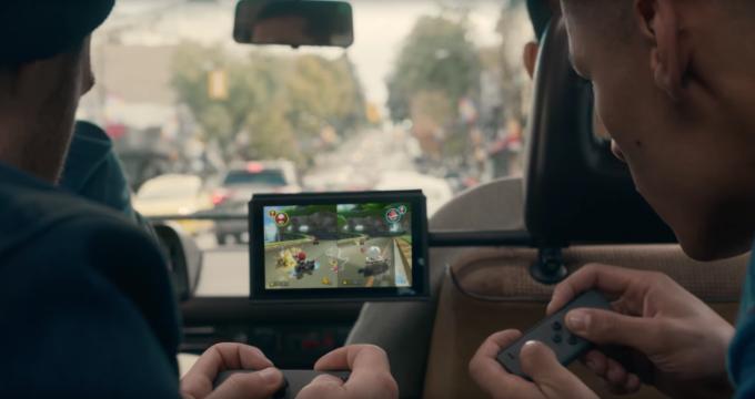 Компания Nintendo показала трейлер новой консоли Switch - 3