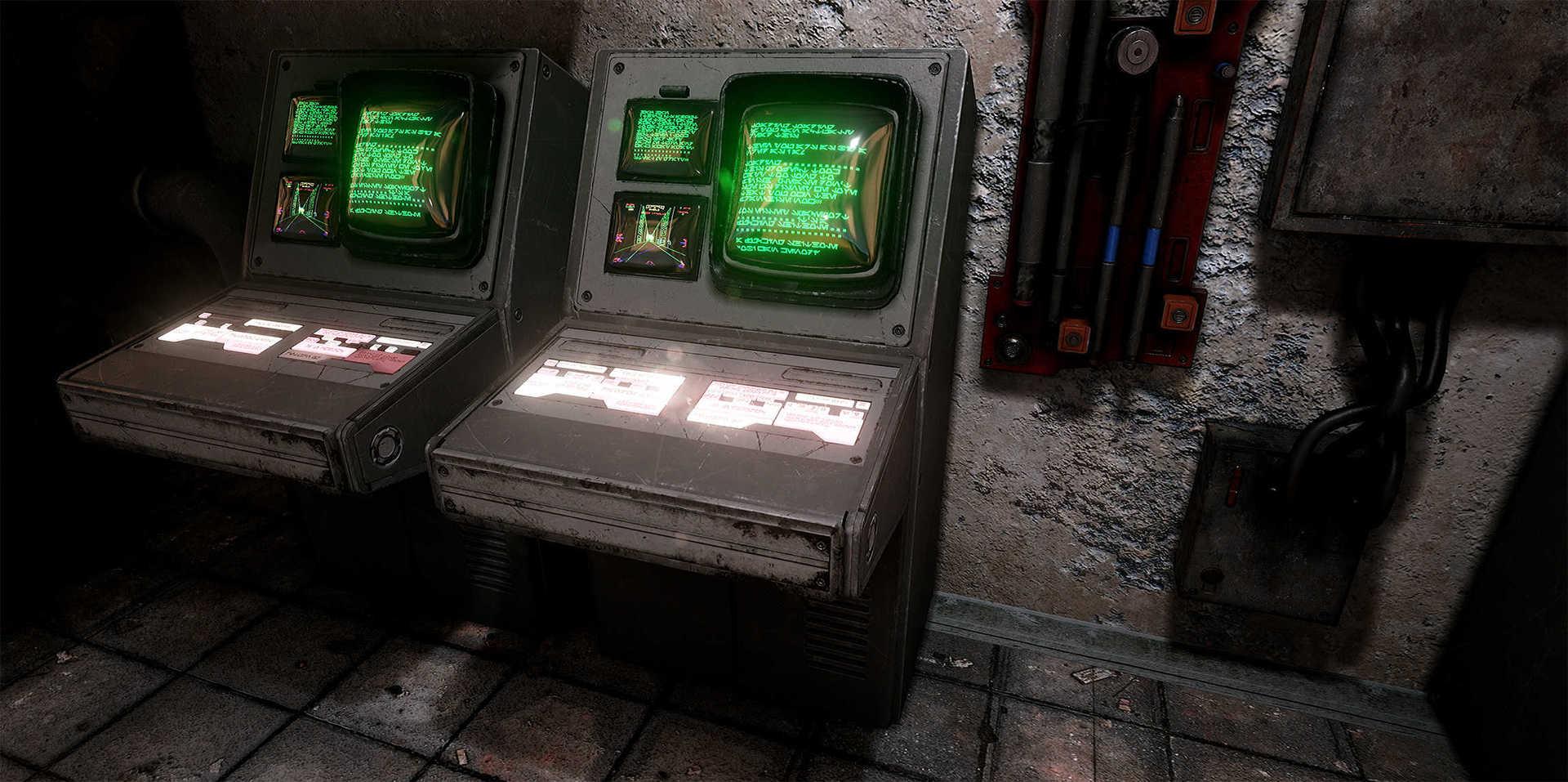 Создание сцены из Star Wars в Unreal Engine 4 - 14