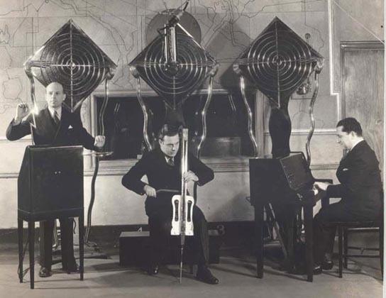 Лев Термен — от музыки «из воздуха» до прослушки без «жучков» - 4