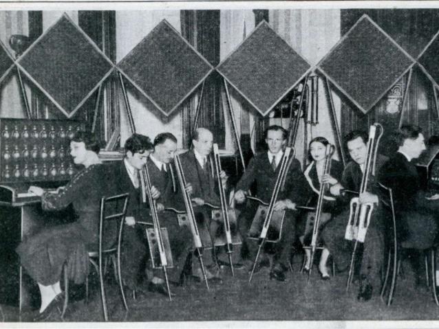 Лев Термен — от музыки «из воздуха» до прослушки без «жучков» - 9